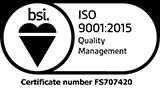 Valve-Kits ISO 9001:2015